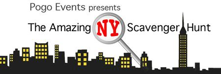 Amazing New York Scavenger Hunt - Teams of Two