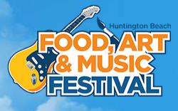 Huntington Beach Food Art & Music Festival