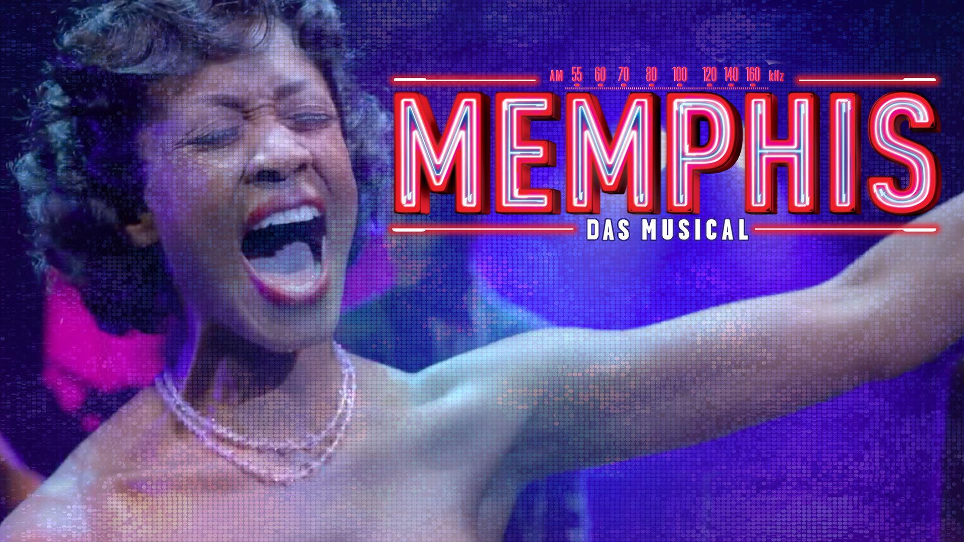 MEMPHIS - DAS ROCK 'N' ROLL-MUSICAL  Neuss bei Düsseldorf