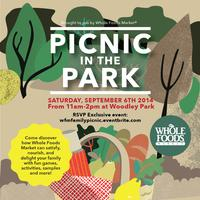 Picnic In The Park - RSVP Exclusive event