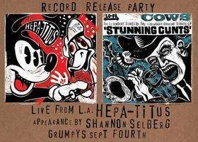 Cows & Hepa/Titus Record Release Party - Hepa/Titus...