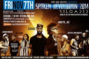 SPOKEN REVOLUTION 2014 Reloaded