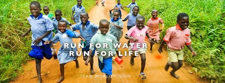 Team World Vision:  2015 LA Marathon Team Captain...