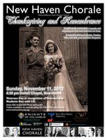 Thanksgiving and Remembrance