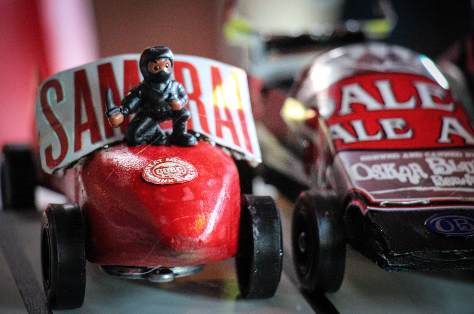 4th Annual Can-Wood Derby at Ale House