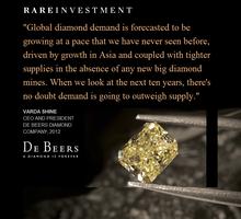 'THE DIAMOND DECADE' SEMINAR SERIES 2012