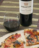 Sebastiani 'Pizza My Way' Party