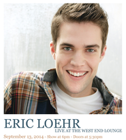 Eric Loehr - Live At The West End Lounge
