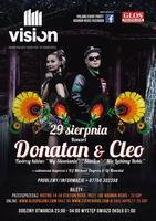Donatan & Cleo w Bognor Regis Live + Polskie Party...