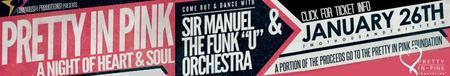 Sir Manuel, Funk U Orchestra, Funky Leroy Harper, &...