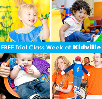 Kidville Upper West Side Trial Class Week