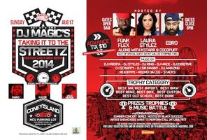 DJ Magic Custom Car & Bike Show - General Admission-...