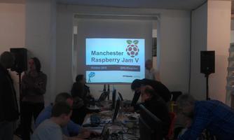 Manchester Raspberry Jam VI