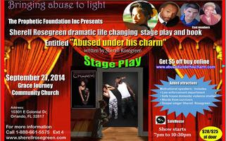 "STAGE PLAY""ABUSED UNDER HIS CHARM"""