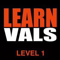 Learn Vals - LEVEL 1