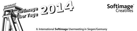 SOFTIMAGE|ÜberTage 2014