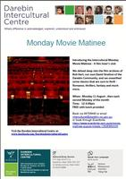 Movie Matinee - August