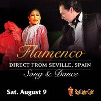 Flamenco Song & Dance: Direct from Seville, Spain