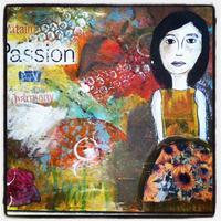 GSoA Paint Party - Autumn Lady