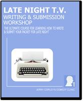 Late Night TV Joke Writing & Submission Workshop -...