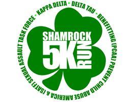 Kappa Delta Shamrock 5k Run