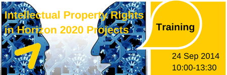 Horizon 2020 Intellectual Property Rights