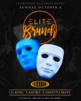 Elite Brunch @Brasier.nyc ~ DJs Lil King + Anubis +...
