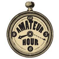 Amateur Hour No. 14: INVENTED LANGUAGES! Featuring...