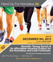 Hand Up For Homeless 5K