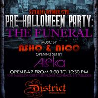 Pre-Halloween Party: The Funeral
