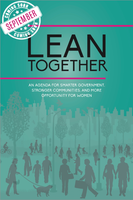 LEAN TOGETHER: Book Launch Party & Discussion