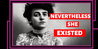 Nevertheless She Existed: Wild West