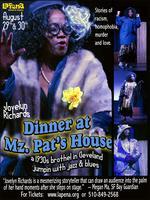 Dinner at Mz. Pat's House