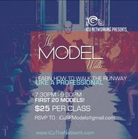 Model Walking Class