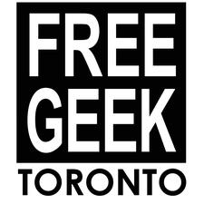 Free Geek Toronto logo