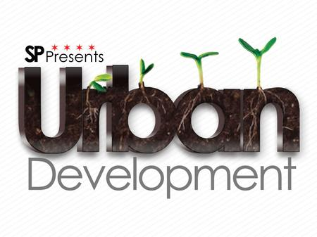 SP Presents Urban Development featuring ArHouse, Jared...