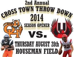 2nd Annual - Cross Town Throw Down