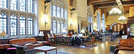 Hall of Graduate Studies (HGS) Tours