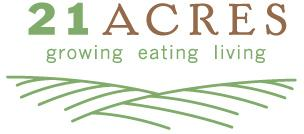 21 Acres: My Local Pantry-Contact for Availability