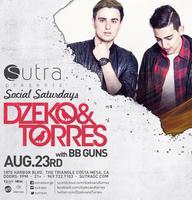 Till Dawn Presents: Dzeko & Torres