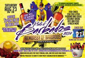 A Taste of Barbados 2014