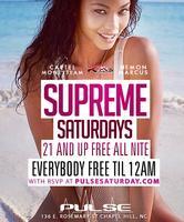 Supreme Saturday @ Pulse! B-Stacks Performing Live!...