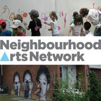 Neighbourhood Arts Network & SKETCH logo