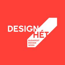 Design Hét Budapest logo