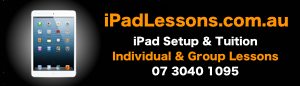 Seniors Week FREE iPad Presentation - Caloundra