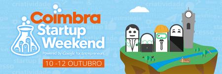 Coimbra Startup Weekend 10/14