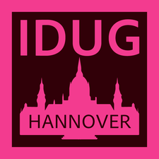 InDesign User Group Hannover logo