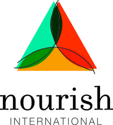 Nourish International logo