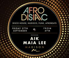 Afrodisiac at Madison London