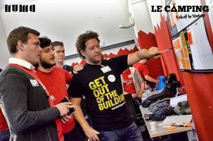 Lean Startup Experience Workshop @ NUMA Paris